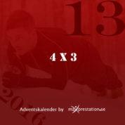 Lucka 13 – 4×3
