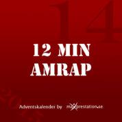 Lucka 14 – Amrap 12 min