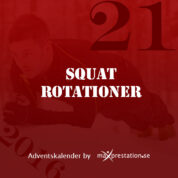 Lucka 21 – Squatrotationer