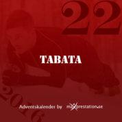 Lucka 22-TABATA