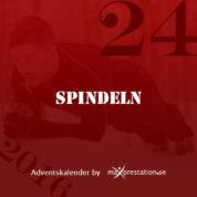 24-Spindeln