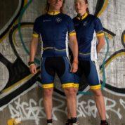 Svenskt världsrekord i trippel deca triathlon